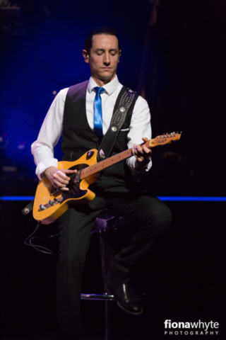 Brendan Cole - All Night Long Tour - Marco Gerace