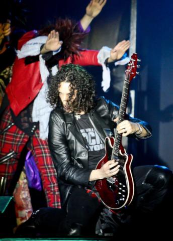 Bohemian Rhapsody Guitar Solo - Marco Gerace